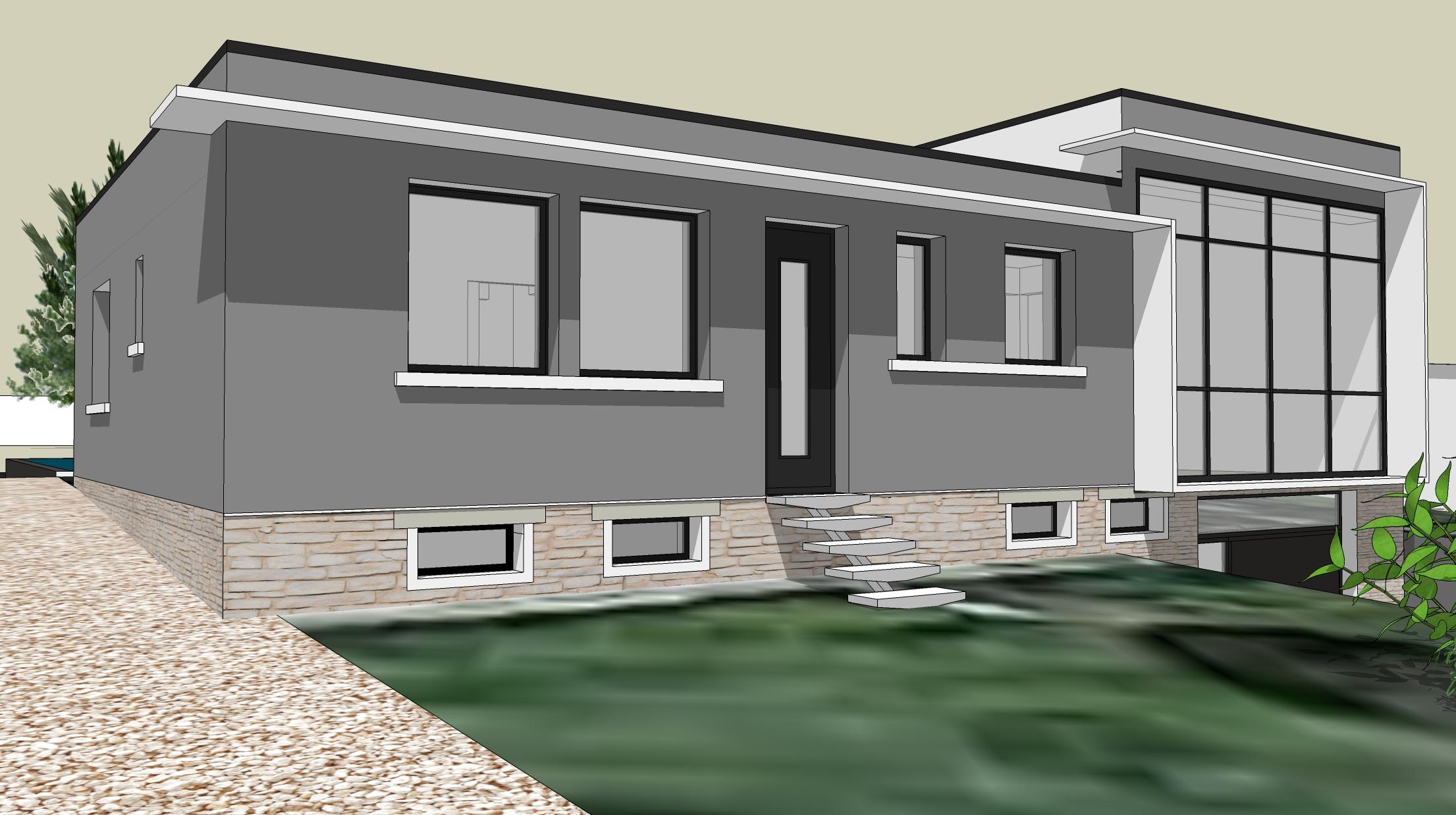 Constructeur maison individuelle poitiers maison moderne for Constructeur maison individuelle architecte